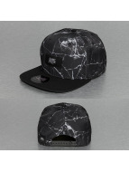 Sixth June Snapback Cap Marbre black