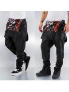 Sixth June Sweat Pant black