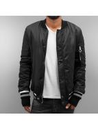 Varsity Jacket Black...