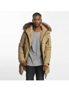 Sixth June Winter Jacket Fur beige
