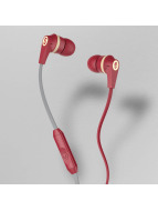 Skullcandy Headphone Ink D 2.0 Mic 1 red