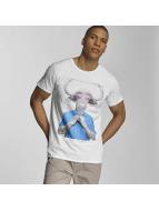 Sky Rebel T-Shirt Till white