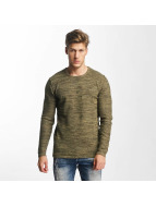 Solid Pullover Jamail olive