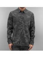 Solid Shirt Castlero gray