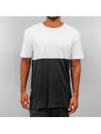 Solid T-Shirt weiß