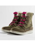 Sorel Boots Cozy Joan green