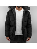 Southpole Coats Long Bubble black
