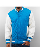 Southpole College Jacket turquoise