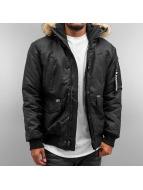 Southpole Lightweight Jacket Bomber black