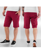 Southpole shorts rood