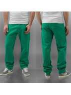 Southpole Straight fit jeans groen