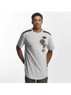 Southpole T-Shirt Badge gray