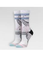 Stance Socks Hakuto Flower blue