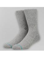 Stance Socks Icon gray