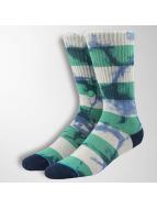 Stance Socks Blue Wells green