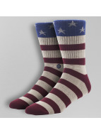 Stance Socks The Fourth red