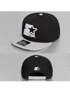 Starter Snapback Cap schwarz