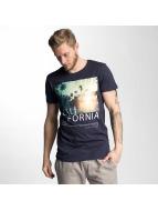 Stitch & Soul T-Shirt California blue