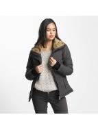 Stitch & Soul Winter Jacket Stand Up Collar black