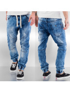 Sublevel Straight fit jeans blauw