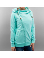 Sublevel Sweatvest turquois