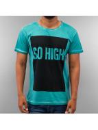 Sublevel T-Shirt grün