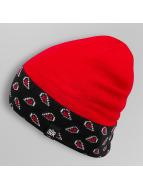 SUR Hat-1 Street Cuff Knit red