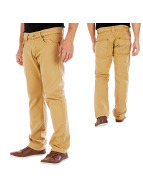 Tazzio Straight Fit Jeans beige