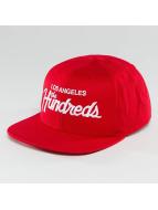 The Hundreds Forever Team Snapback Cap Red