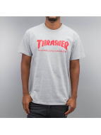 Thrasher T-Shirt Skate Mag gray