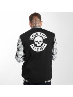 Thug Life College Jacket Ragthug black