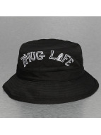 Thug Life Hat Logo Bucket black