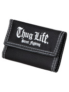 Thug Life Portemonnaie schwarz