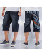 Thug Life shorts zwart