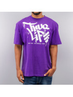 Thug Life t-shirt paars