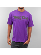 Thug Life T-Shirt Old purple
