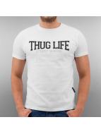 Thug Life T-Shirt weiß