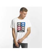 Timberland T-Shirt 90'S Logo white