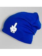 TrueSpin Beanie blauw