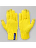 TrueSpin handschoenen geel