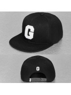 TrueSpin Snapback Cap G-ABC black