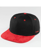 TrueSpin 2 Tone Snapback Cap Black/Red