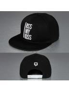 TrueSpin snapback cap zwart