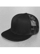 TrueSpin trucker cap zwart