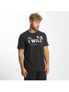Under Armour T-Shirt I Will black