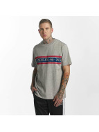 UNFAIR ATHLETICS T-Shirt Athl. Striped gray