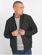 Urban Classics Bomber jacket Light Bomber black