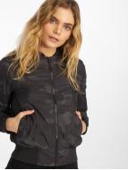 Urban Classics Bomber jacket Ladies Light camouflage