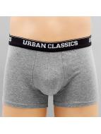 Urban Classics Boxershorts grau