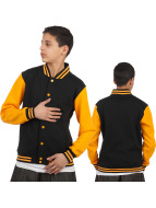 Urban Classics College Jacket Kids 2-Tone black